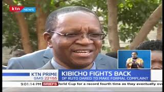 Kibicho fights back against Ruto assassination claims