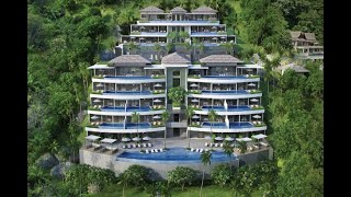 Andamaya Surin | Luxury Three Bedroom Sea View Condo  with Private Pool for Rent