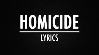 Logic   Homicide (Lyrics) Ft. Eminem