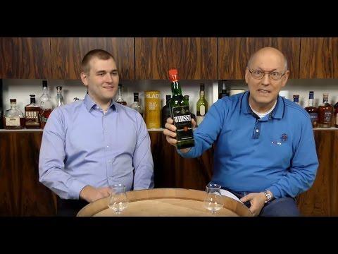 alkoholfreie Whisky Verkostung: Whissin