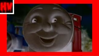 Thomas & Friends - Thomas and James Are Racing (Horror Version) 😱