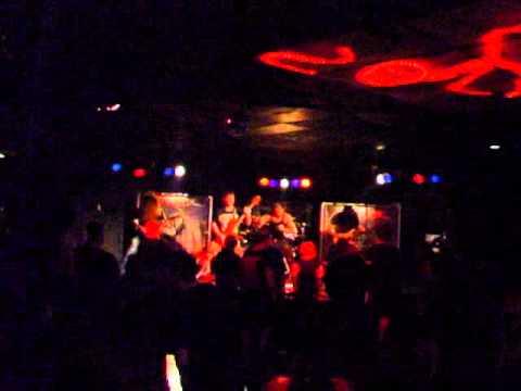 NightShade - Unleash The Rage + Rebellion @ The Bottleneck, Lawrence, KS
