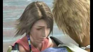 Tidus, i need u Here With Me (Michelle Branch) FF X / X-2