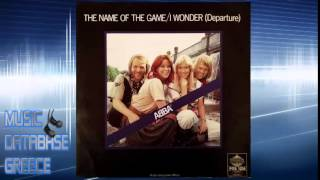ABBA - The Name Of The Game (HQ AUDIO)