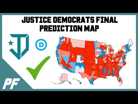 2018 Justice Democrats Election Predictions - How Many Justice Democrats Will Be In Congress?