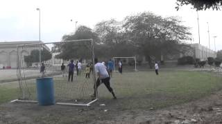 preview picture of video 'football al jubail'