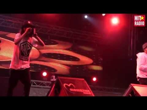 Extraits concert SHAYFEEN à Mawazine 2015 sur HIT RADIO