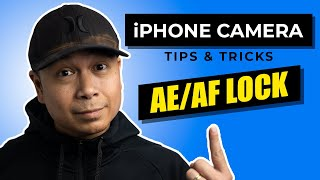 Beginner iPhone Photography - Level Up: The AE/AF LOCK function