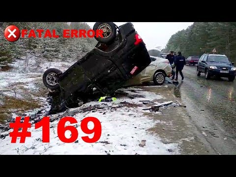 🚘🇷🇺[ONLY NEW] Russian Car Crash Compilation (6 November 2018) #169