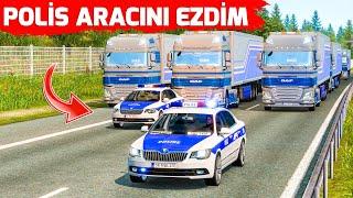 ETS 2 MP ADMİNİ EZDİM !! ÇOK EĞLENDİK