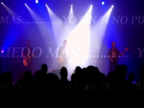 ALAMBRADA - Lágrimas Negras (Directo 2014)