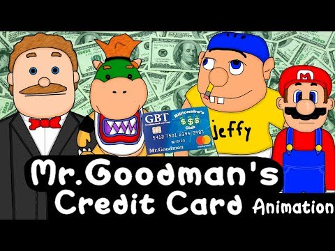 SML Movie: Mr. Goodman's Credit Card! Animation