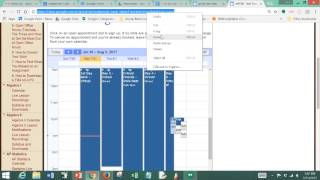 How To Put a Tutorial Sign Up on Google Sites