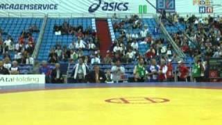 VARDANYAN Armen (UKR) -- SAHIN Faruk (USA)  1/4 Finale