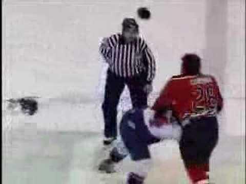Kevin Cormier vs. Jimmy Bonneau