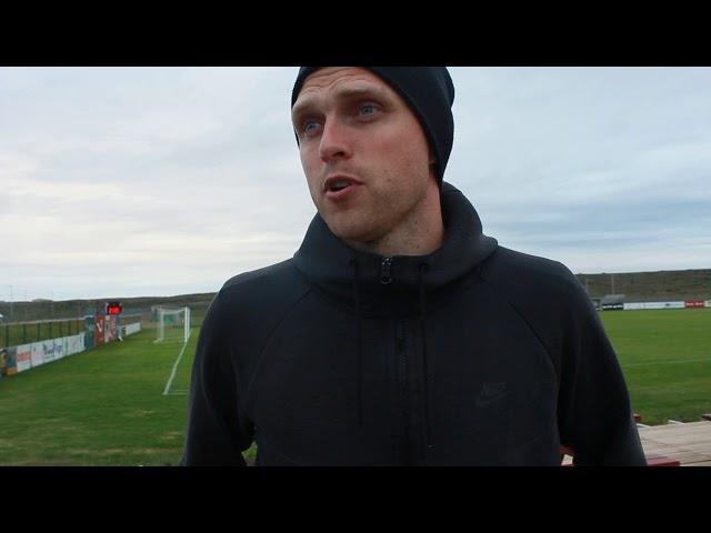 Rafn Markús: Þessi leikur gefur okkur helling