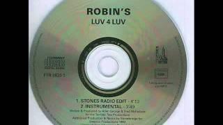 ROBIN S   LUV 4 LUV  (HQ AUDIO)