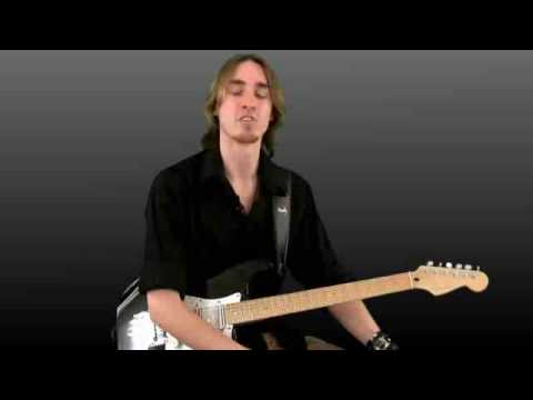 Learn How To Play The Electric Guitar, Lessons,Songs For Beginners,Courses(Part 1)