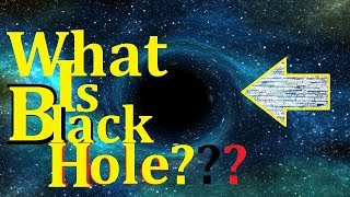 What is blackhole in space and how do blackholes formed?