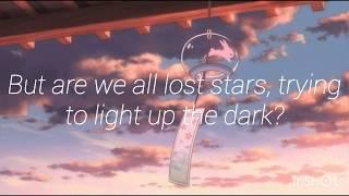 BTS - Jungkook Cover | Lost Stars - Lyrics