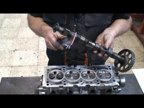 Vídeo 20 Comprobaciones de la holgura de válvula y su guía