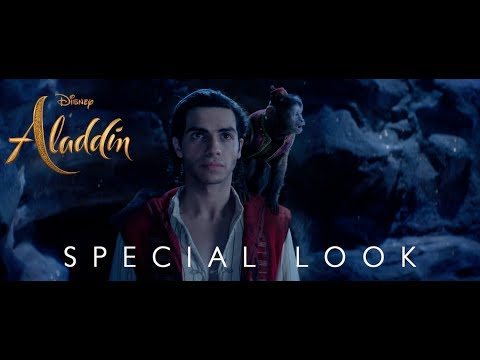 New Live-Action 'Aladdin' Teaser Reveals A Very Blue Genie — And Fans Are Pissed!