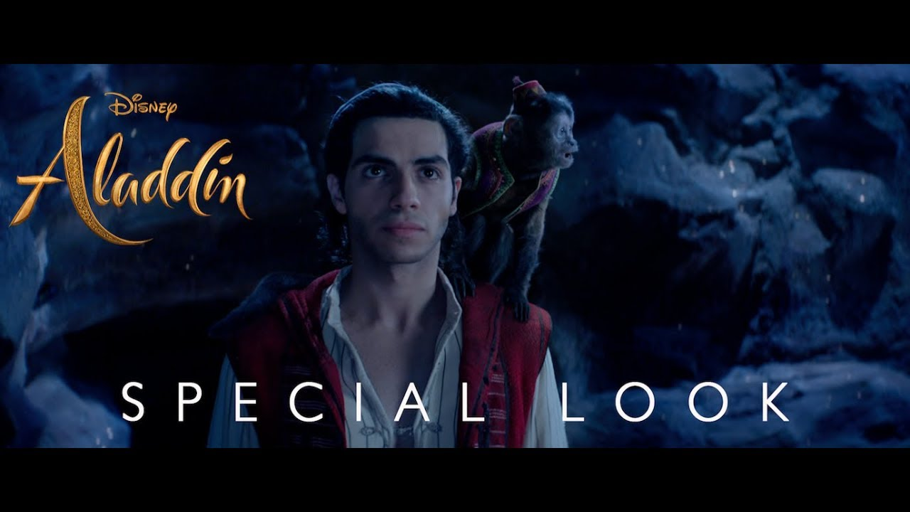 The Genie Stars In Aladdin's Latest Trailer