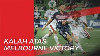 Bali United Gagal Lolos seusai Kalah Telak dari Melbourne Victory