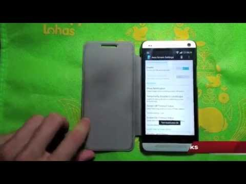 Video of Auto Screen On Off(Smart Cover