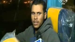 بالفيديو.. أحد العائدين من ليبيا: «كانو بيعلقونا في الفلكة»