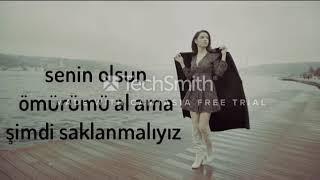 Feride Hilal Akın - Gizli Aşk (lyrics)