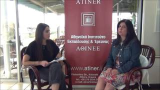 Interview-Dr. Effie Papoutsis Kritikos