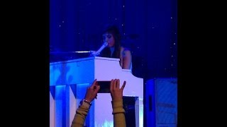 Christina Perri- Butterfly Live