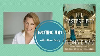 HOW TO WRITE HISTORICAL FICTION with FIONA DAVIS