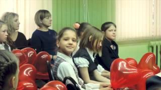 Концерт к 8 марта у Милы в Школе