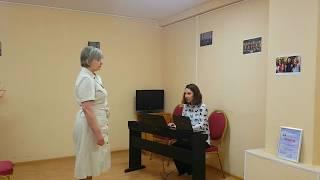 Снятие голосовых зажимов. Часть 2. Музыкальная школа для взрослых Е.Заборонок