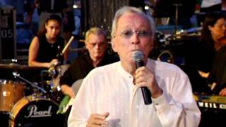 Andy Williams and Sprinfgield Symphony Perform At Branson Landing