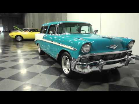 Video of '56 Nomad - HBYK