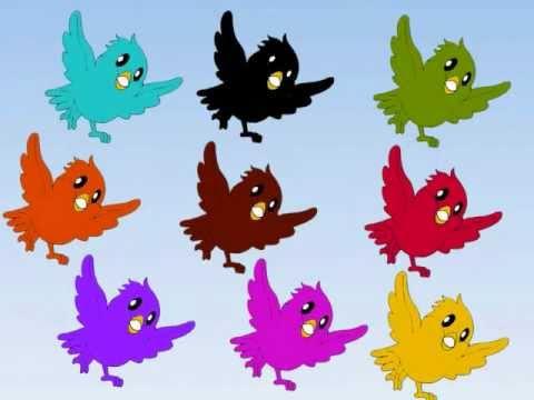 J'apprends les couleurs
