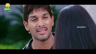 Allu Arjun Super Hit Movie Comedy Scene | Super Hit Movie Comedy Scene | Comedy Junction