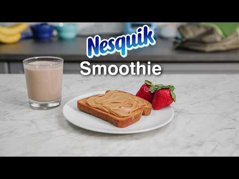 Nesquik Breakfast Smoothies