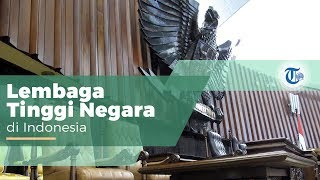 Majelis Permusyawaratan Rakyat, Lembaga Legislatif di Sistem Ketatanegaraan Indonesia