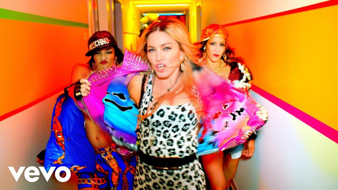 Madonna – Bitch I'm Madonna ft. Nicki Minaj