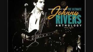 Johnny Rivers - Secret Agent Man + Lyrics