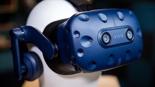 HTC Vive Pro VR Headset Review! - Video Youtube