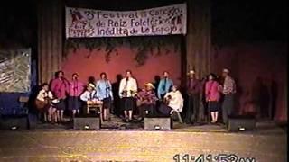 preview picture of video 'Festival de la Canción de Lo Espejo 2010 - El Cazaor.'