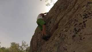 preview picture of video 'Boulder en Soria'