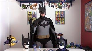 How to Make a Rubies Arkham Batman Cowl Look Great!