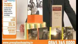 Eagles - Selected Works 1972 to 1999 - PressplayShopping.tv