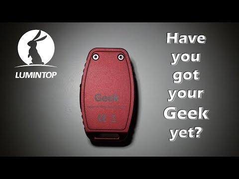 Go get your Geek...